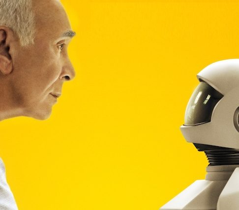 Robots Caring For The Elderly