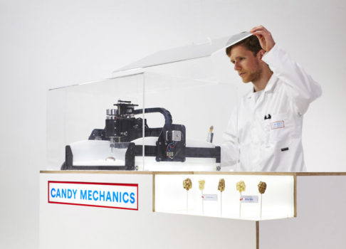 One 2 One with Candy Mechanics