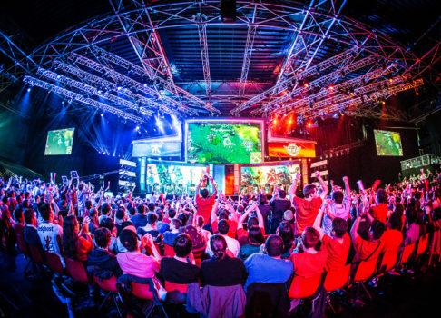 eSports in future Olympics?