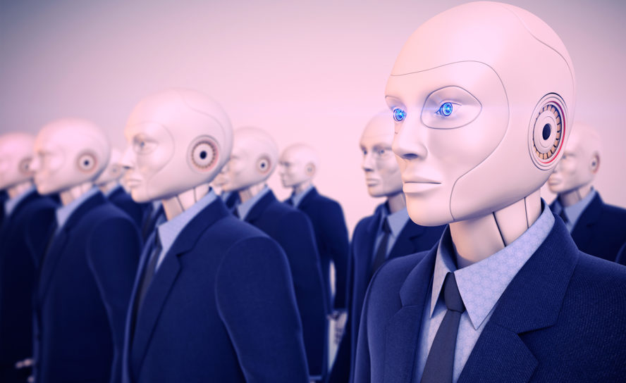 The Jobless Society of the Future