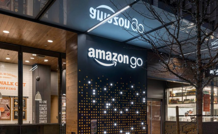 Say Goodbye to Queues with Amazon Go!