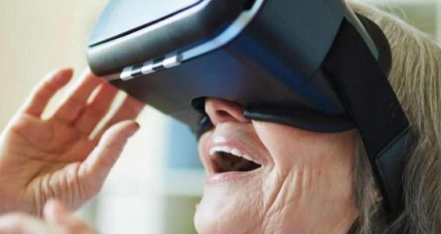 TDL Brings VR to Canford Healthcare