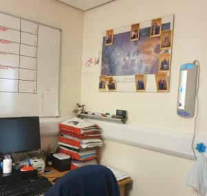 Improving the Office Environment with Airdri