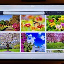 A Window of Creativity with Samsung Flip 2