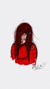 Alice Monhemius – 'Zombie Girl