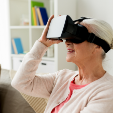 Virtual Spaces – Connecting to the World around us